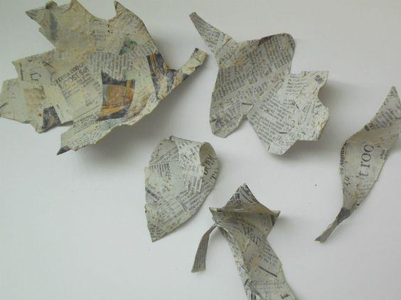 Fine Lines: Beginner Papier Mache for Autumn