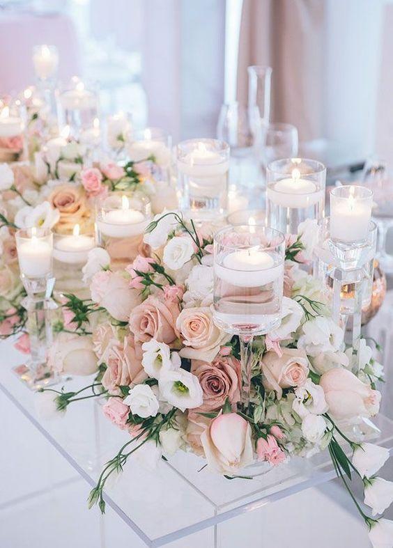 Wedding Ideas Mad About Mauve Wedding Centerpiece Idea Mimmo Co