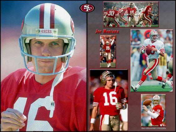 Wallpapers Sports - Leisures > Wallpapers American Football Joe Montana by djsilver - Hebus.com