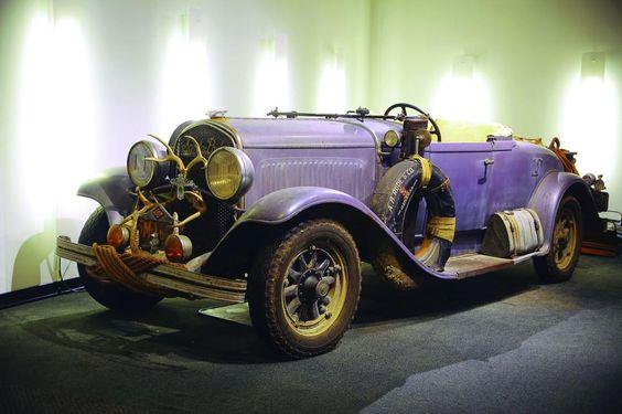 1929 Chrysler Model 75 Roadster With Aftermarket Pickup Bed