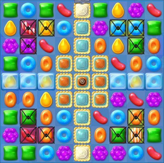 Candy Crush Jelly Saga Level 923. You Won't Win