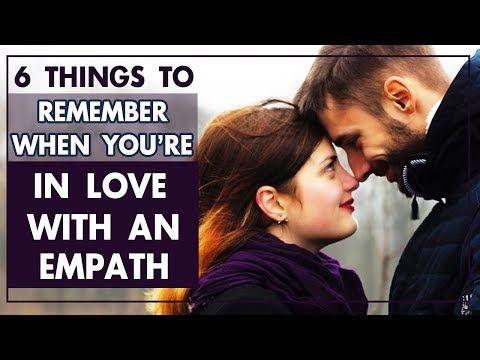 Als een Empath en dating