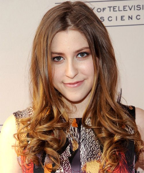 Eden Sher  Hairstyle new