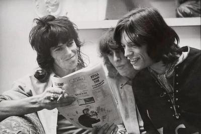 On tour 1969, a little fun