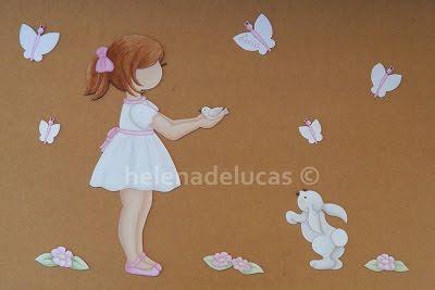 helenadelucas©: SILUETAS PARA CUARTOS INFANTILES