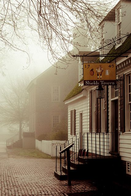 Shields Tavern and Palmer House (Williamsburg, Virginia, United States)