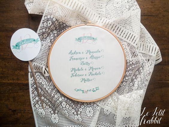 Le Petit Rabbit: [WEDDING] Wedding Tips #01: il Tableu de Mariage