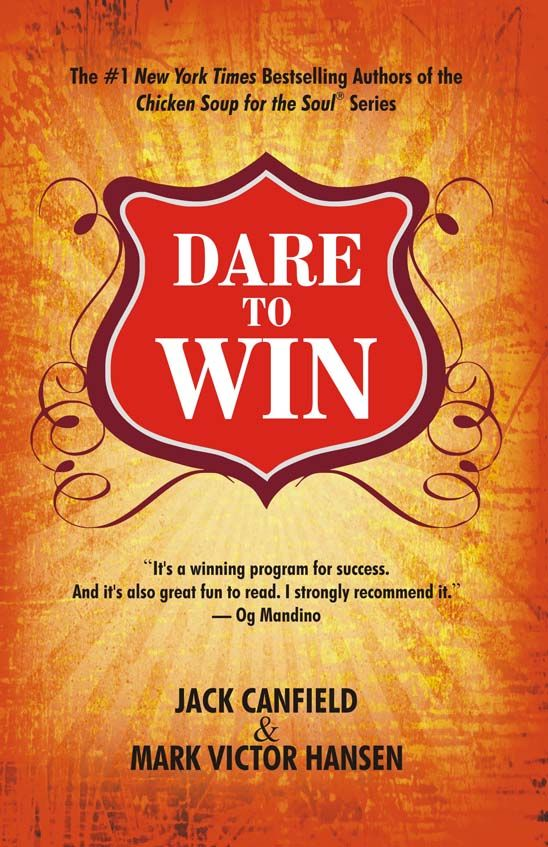 #JackCanfield and #MarkVictorHansen have #inspired #millions of #people around the #world to #break through their #fears and create their #ideal lives. #DaretoWin #teaches you to think like a #winner you truly are and to #believe in what you can #become.