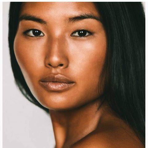 Make Up For Tan Dark Skin Asian Tanned Makeup Tanning Dark Skin Hair Color Asian