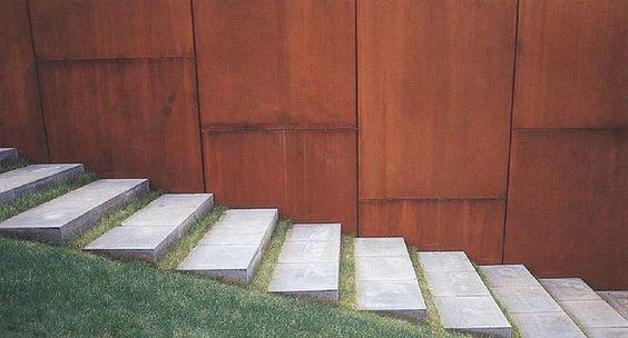 Best Corten Steel Steel And Staircases On Pinterest 640 x 480