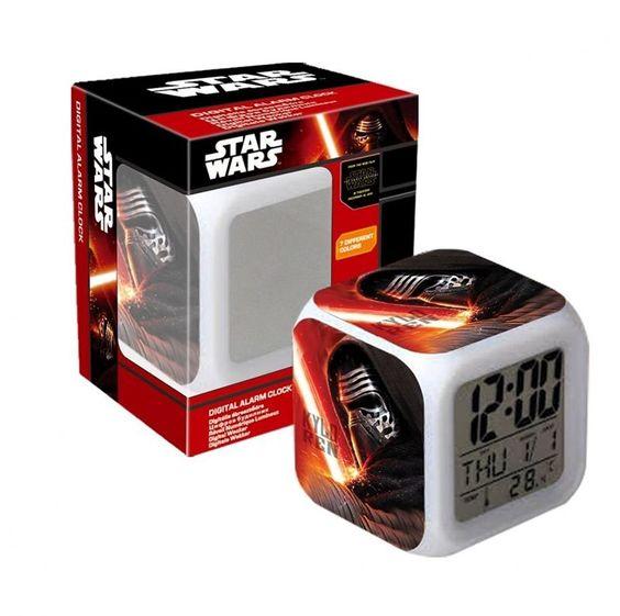Star Wars Wecker Digital LED