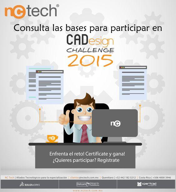 Consulta las bases para participar en CADesign Challenge 2015