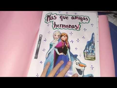 Libro Para Mi Mejor Amiga Youtube Mejor Amiga Que Te