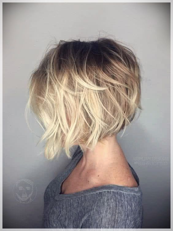 Best Short Haircuts 2019 Trends And Photosshort And Curly Haircuts Modern Bob Hairstyles Messy Bob Hairstyles Short Hair Styles