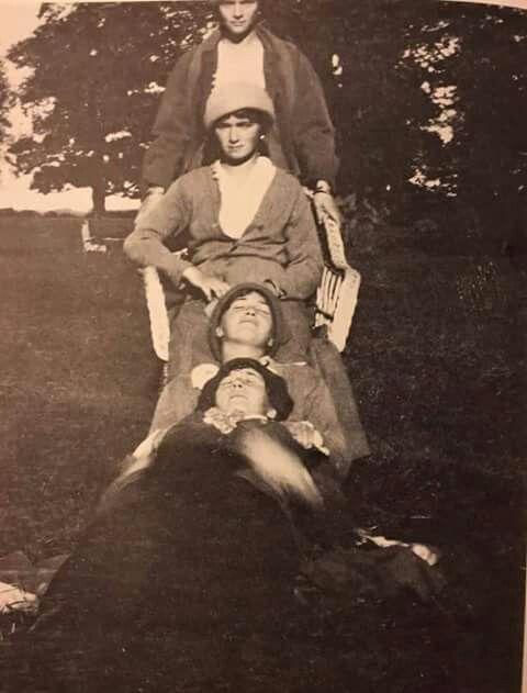 Tatiana, Olga, Maria and Anastasia:
