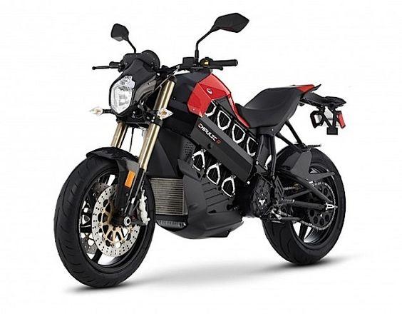 Electric motorcycling? Hmmm,