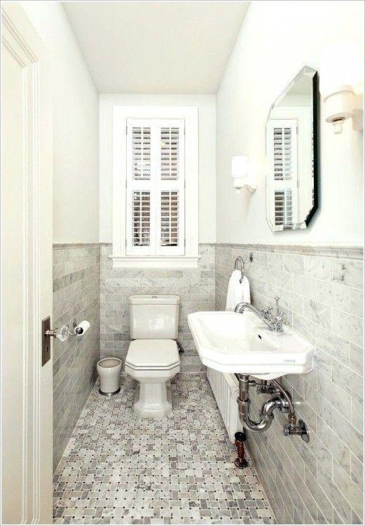 Long Narrow Bathroom Ideas Small Narrow Bathroom Small Half