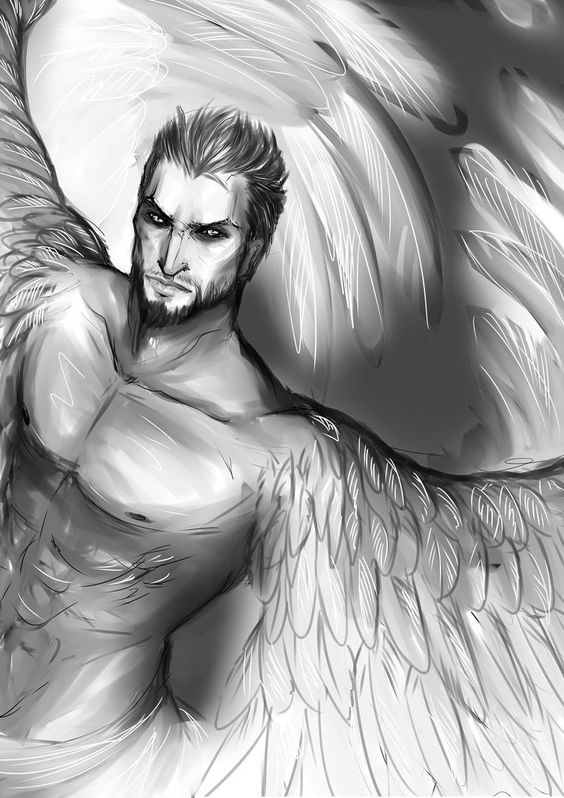 Icarus Adam by ukenceto on DeviantArt