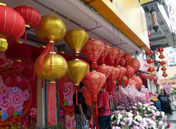 Lovely lanterns..