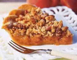 Dutch Apricot Pie   DianasDesserts.com