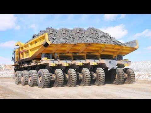 10 Extreme Dangerous Maximum Dump Truck Operator Skill Biggest Heavy Equipment Machines Working Youtube In 2020 Heavy Equipment Trucks Heavy Truck