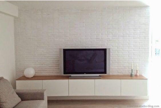 LOW COST IKEA CUSTOM FURNITURE TV reforma-tres-studio-antes-despues-sotano-chalet-estilo-nordico-valencia-mini-piso
