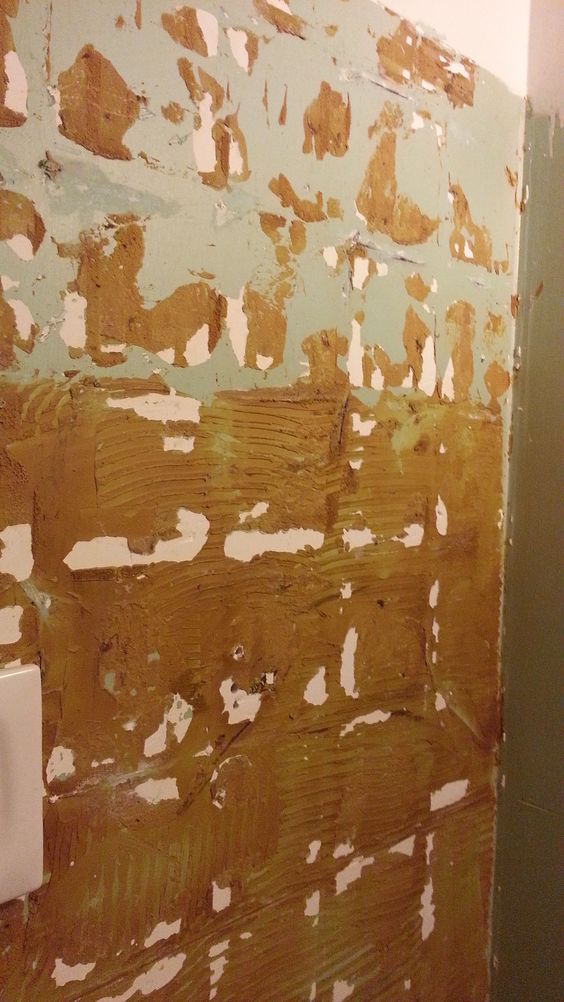 Pin By Patricia Lange On Kitchen Tile Removal Wall Tile Adhesive Adhesive Tiles