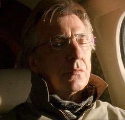 ar as Alex Hughes on the plane
