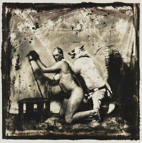 Joel-Peter Witkin, Eunuch, New Mexico, 1983