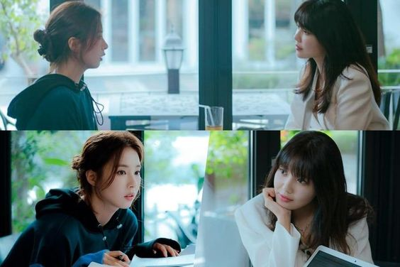 "Shin Se Kyung And Girls' Generation's Sooyoung Turn Into Passionate Working Women For Upcoming Drama ""Run On"""