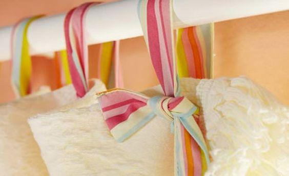 Cortinas De Baño Redondas:Haz tu propia cortina de baño