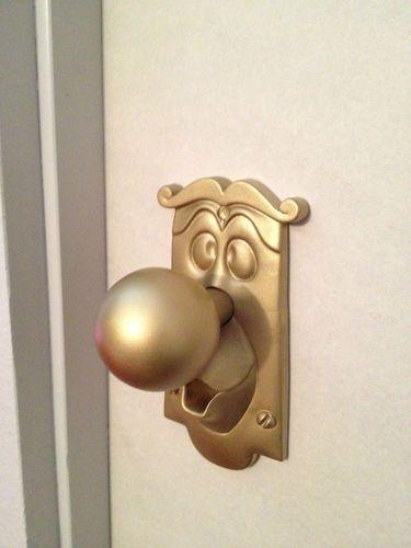 Life Size Alice in Wonderland Door Knob Disney Disneyland movie Prop replica