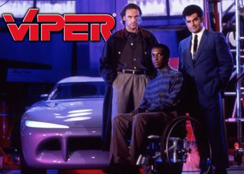 Tv Show Viper Car Weapons