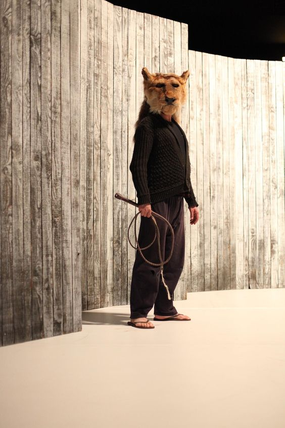 Animal Attraction, Denis Tisseraud / Gilles Baron, 2011 - Theatre