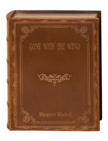 Gone with the Wind...I read this in 8th grade and I have read it many times since. <3