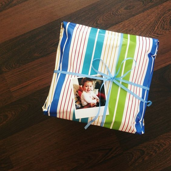 Another way to use #printic for #gifts @janeonthemove