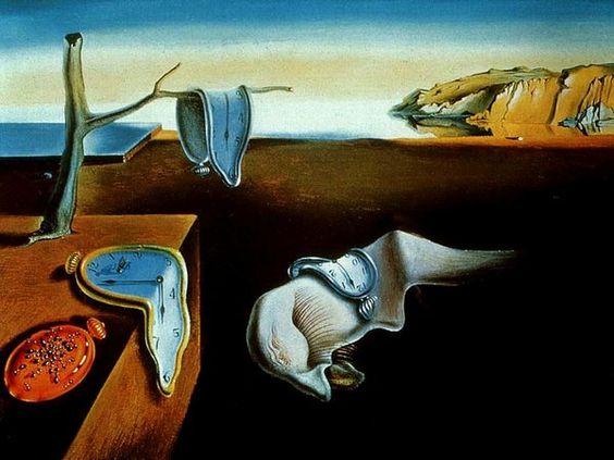 La persistance de la mémoire, Dali Surréalisme, 1931
