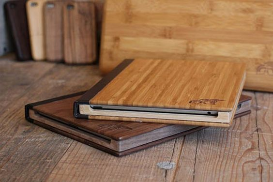 Wood iPad 2 Cases | Cool Material ($50-100) - Svpply