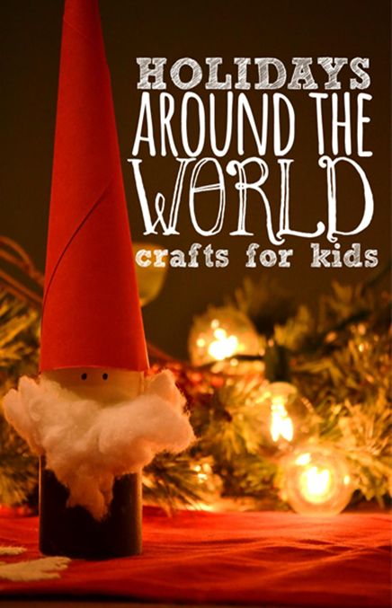 Holidays Around the World Crafts for Kids {COST 12.75} 128 page packet