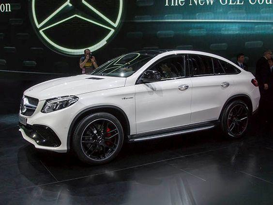 2016 MercedesBenz GLEClass Coupe Review http//www
