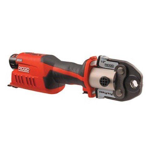 Ridgid 57388 Rp 241 Press Tool Only Ridgid Presstool Ridgid Crimpers Tool Kit Ebay