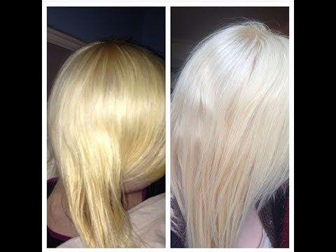 اسهل طريقة لازالة لون الصبغة وتفتيح الشعر مهم Youtube Hair Styles Long Hair Styles Hair