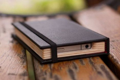 iPhone Notebook Case   #iphone