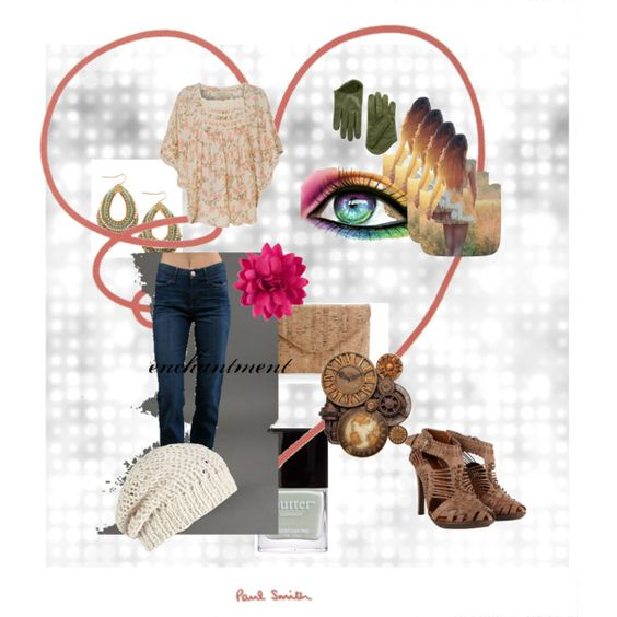 Do you want to run away?, created by katooler on Polyvore