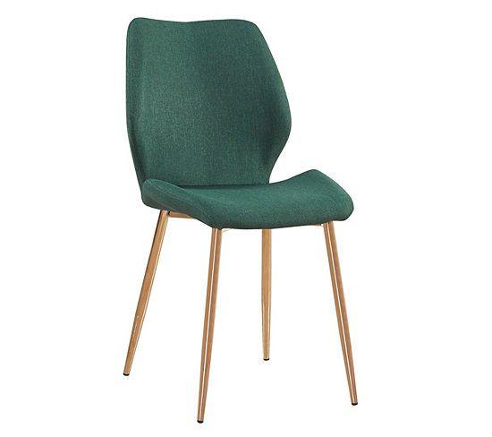 Chaise Candice vert Décoration intérieure Meubles BUT