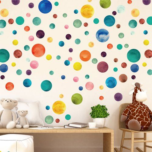 George Oliver Los Posas Wall Sticker In 2020 Nursery Wall