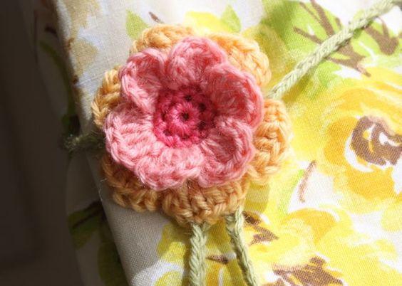 crochet flower inspiration