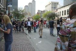 6th Street during SXSW