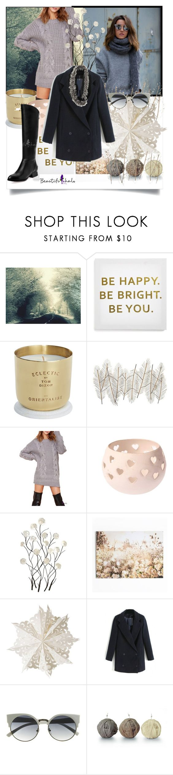 """""""Beautifulhalo 11."""" by suncokret-12 ❤ liked on Polyvore featuring Ankit, Tom Dixon, Universal Lighting and Decor, Graham & Brown, Dot & Bo, CAbi, vintage and bhalo"""