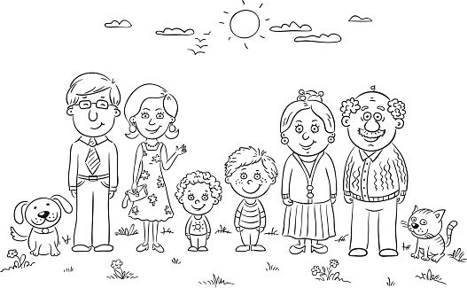 Outdoors clipart black and white, Outdoors black and white Transparent FREE  for download on WebStockReview 2020